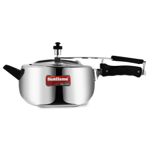 Pressure Cooker Solitaire IB Hard Anodised -5.0 L